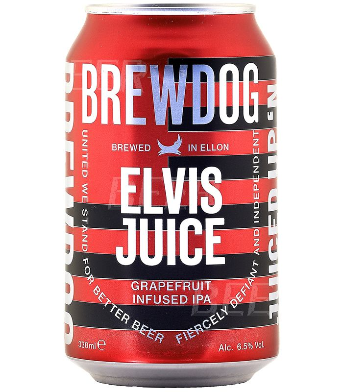 "Брюдог ""Элвис Джус/Brewdog Elvis Juice 0,33л.*24"