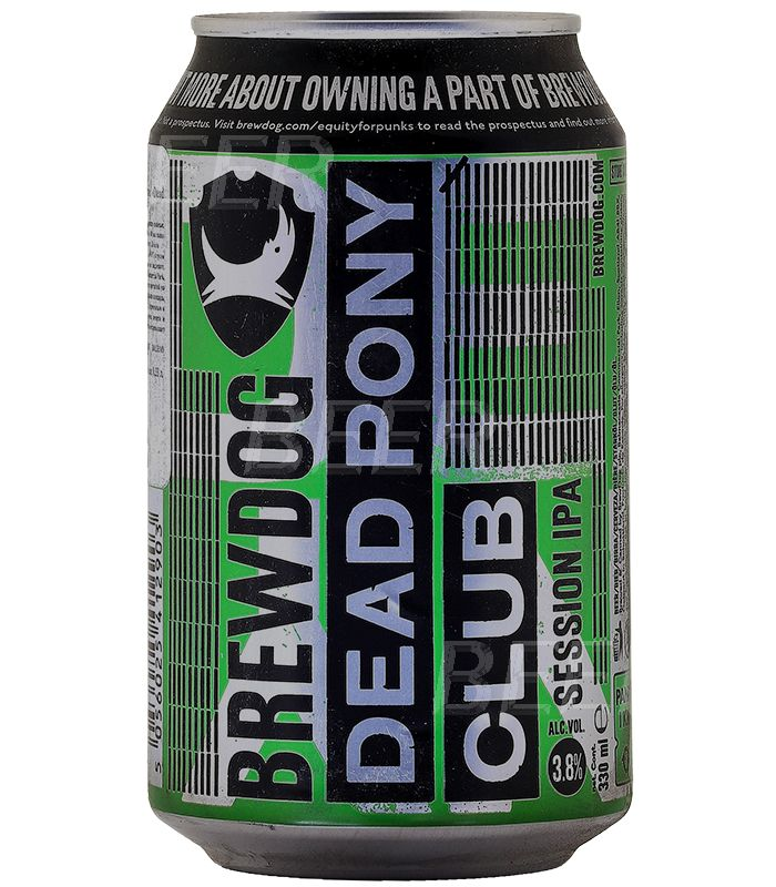 Брюдог Деад Пони Клаб/Brewdog Dead Pony Club 0,33л.*24