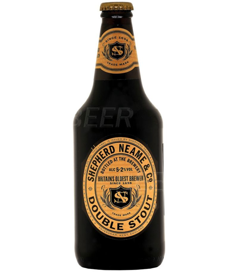 Шеперд Дабл Стаут/Shepherd Double Stout 0,5л.*8