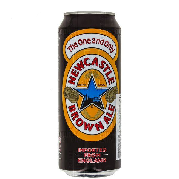 Ньюкастл Браун Эль/Newcastle Brown Ale 0,5л.*24