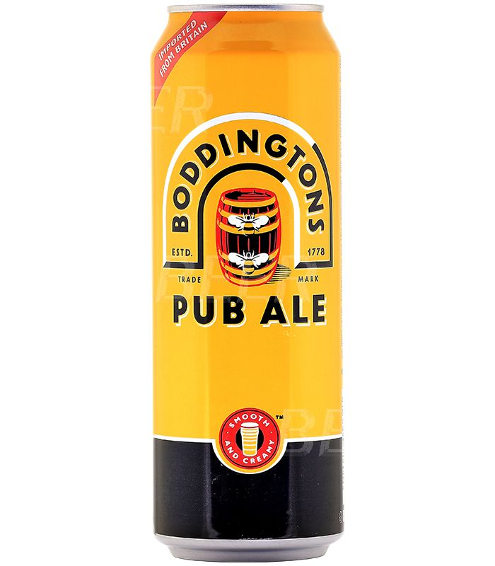 Боддингтонс Паб Эль/Boddingtons Pub Ale 0,5л.*24