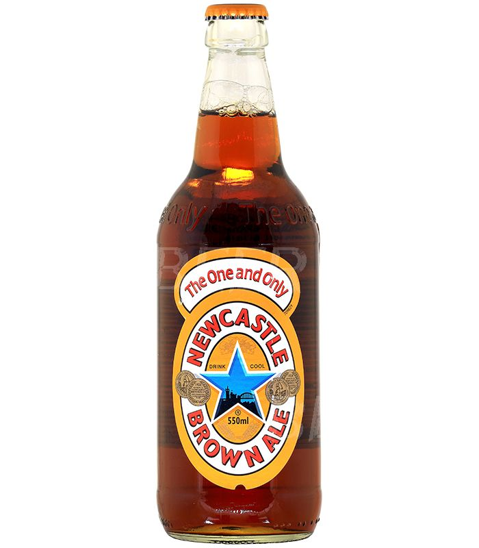 Ньюкастл Браун Эль/Newcastle Brown Ale 0,55л.*24