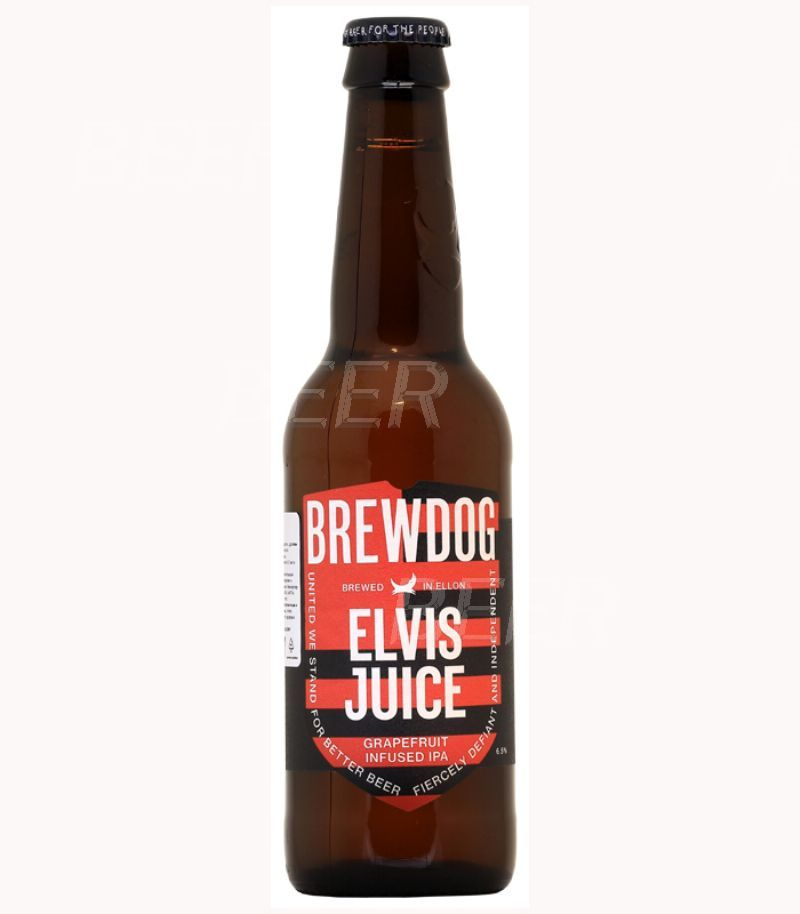 Брюдог Элвис Джус/Brewdog Elvis Juice 0,33л.*24