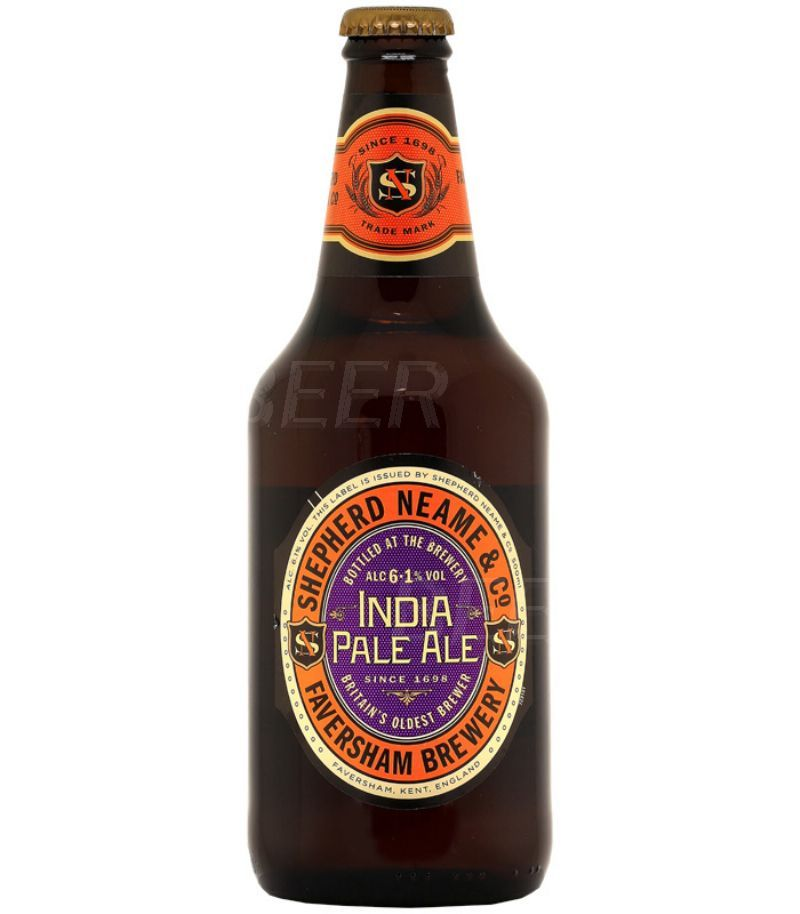 Шеперд Индиа Пейл Эль/Shepherd  India Pale Ale 0,5л.*8