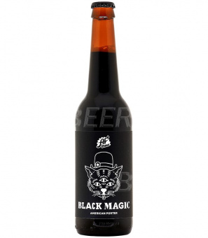 АФ Брю Блэк Мэджик/AF Brew Black Magic 0,5л.*20